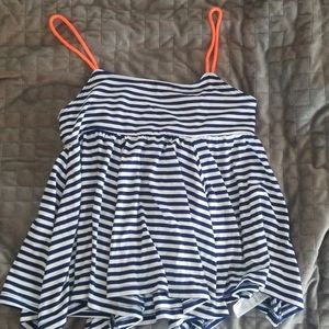 Like new old navy tank top